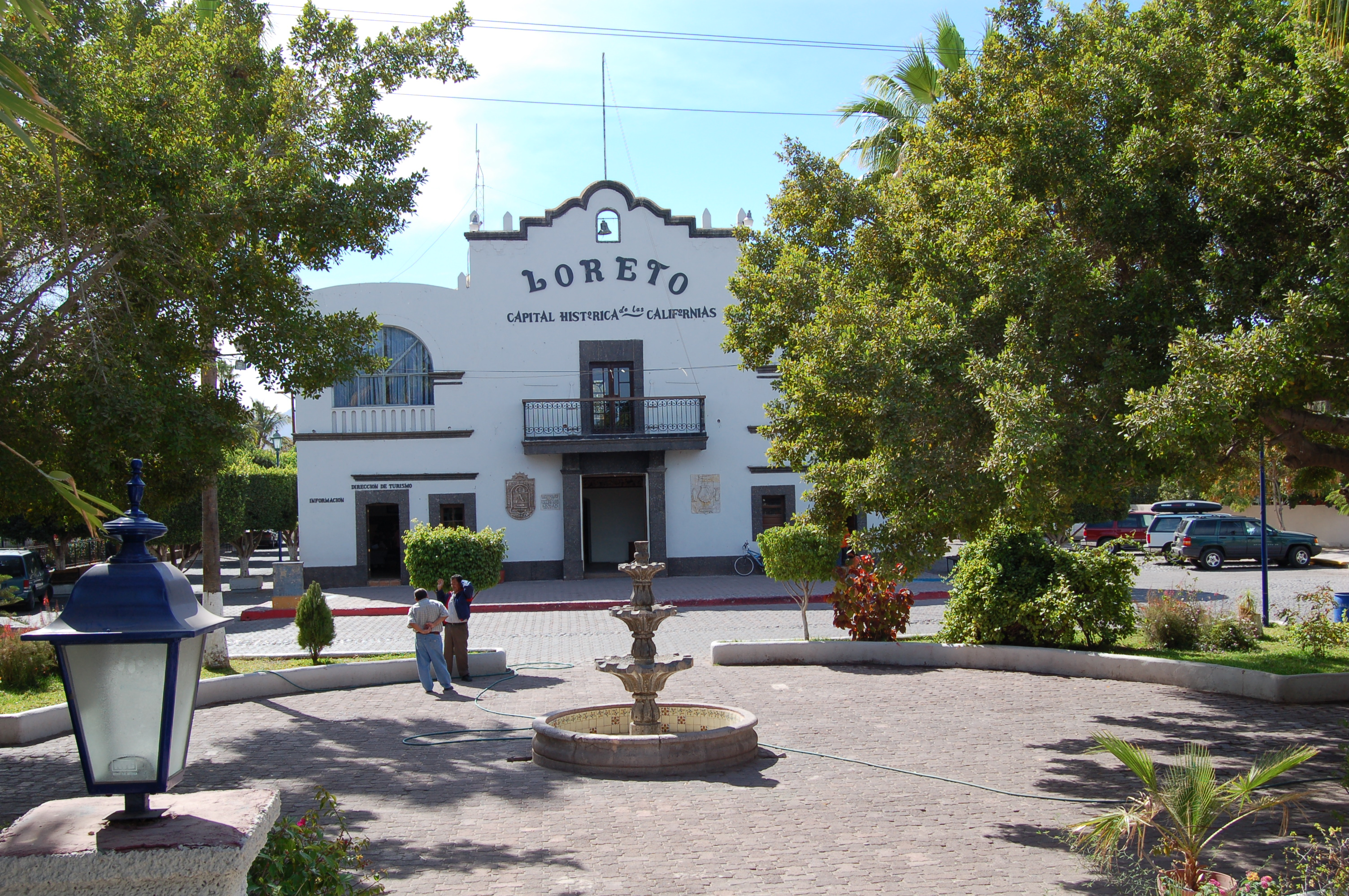 town-center-loreto-baja-sur-mexico
