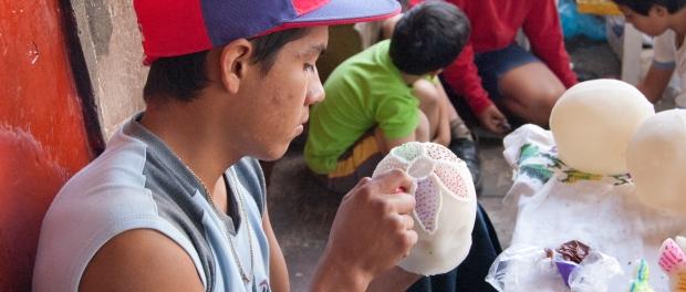Dia de los Muertos, Patzcuaro, Michoacan, Mexico