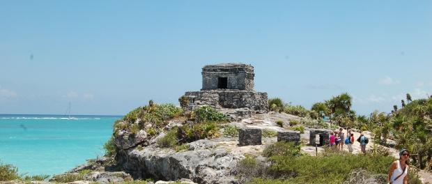 Templo del Dios Viento, Tulum, Mexico