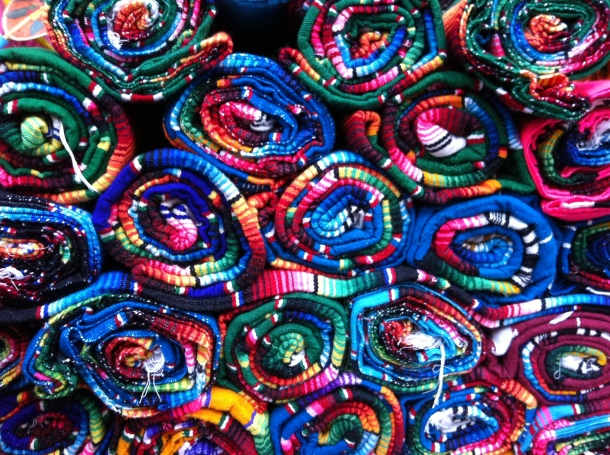 Mexican Blankets, Playa del Carmen, Mexico