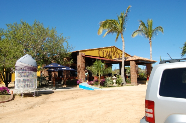 Los Compadres, North of San Jose del Cabo