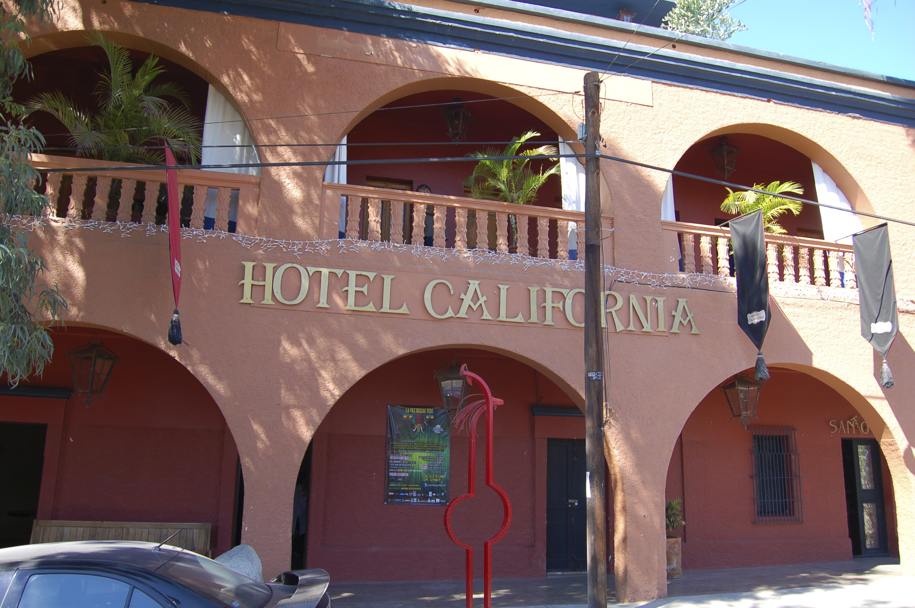 Welcome to the hotel california a gringo in mexico for Hotel california