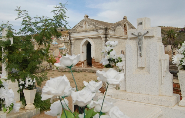The Old Cemetery of Todos Santos