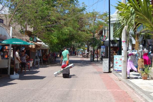 La Quinta, Playa del Carmen, Mexico