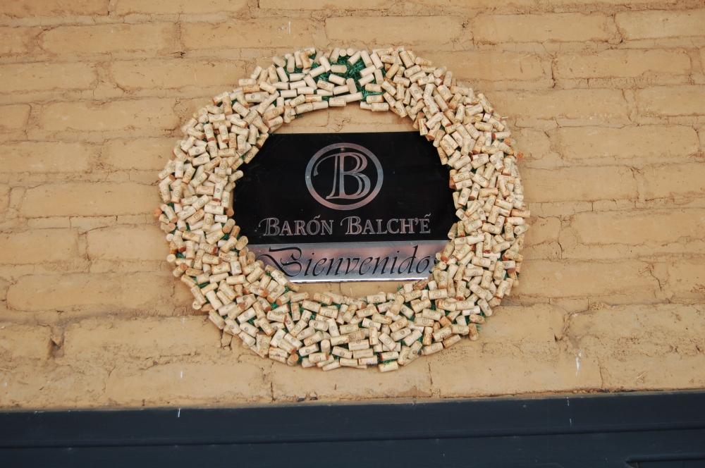 Baron Balche, Valle de Guadalupe
