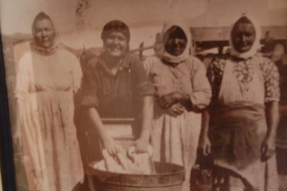 Early Russian Immigrants, Valle de Guadalupe