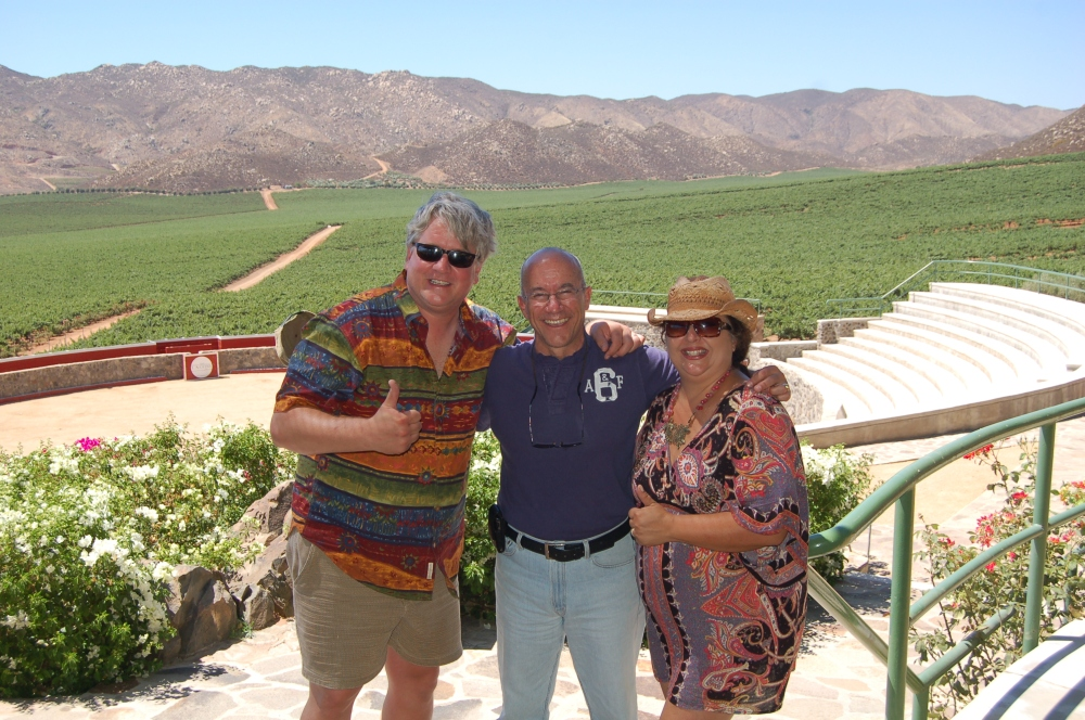 L.A. Cetto Winery, Guadalupe Valley, Baja Norte
