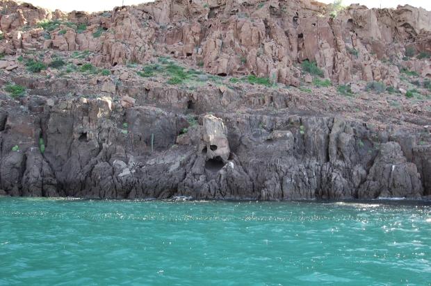 Espiritu Santo Mask, La Paz, Baja Sur