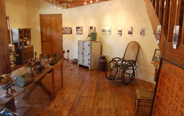 The Tecate Community Museum.