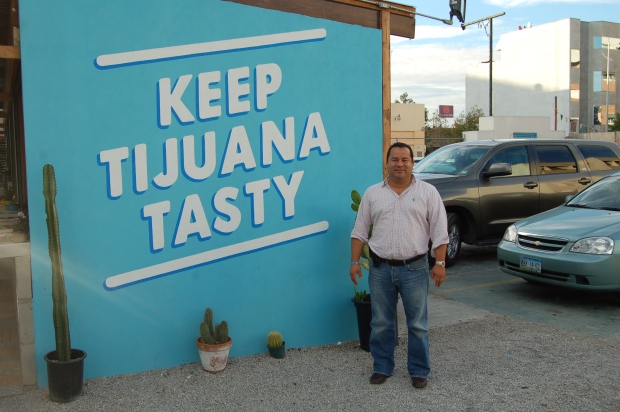 Food Garden, Tijuana, Baja Norte, Mexico