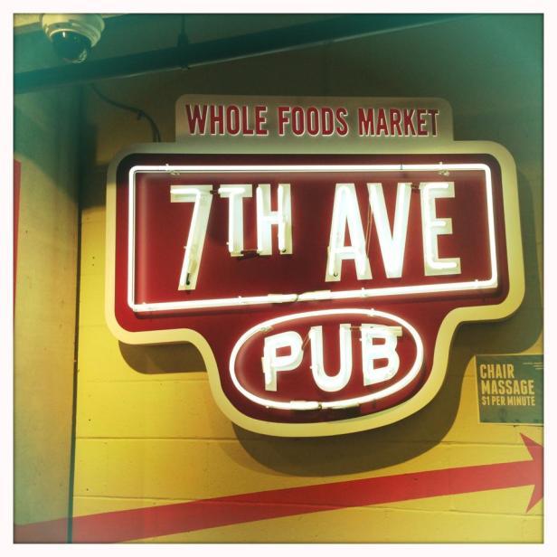 7th Avenue Pub, Whole Foods Market, San Diego