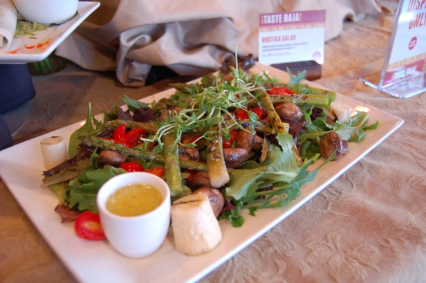 Rustica Salad, 7th Avenue Pub, Whole Foods Market, San Diego, California
