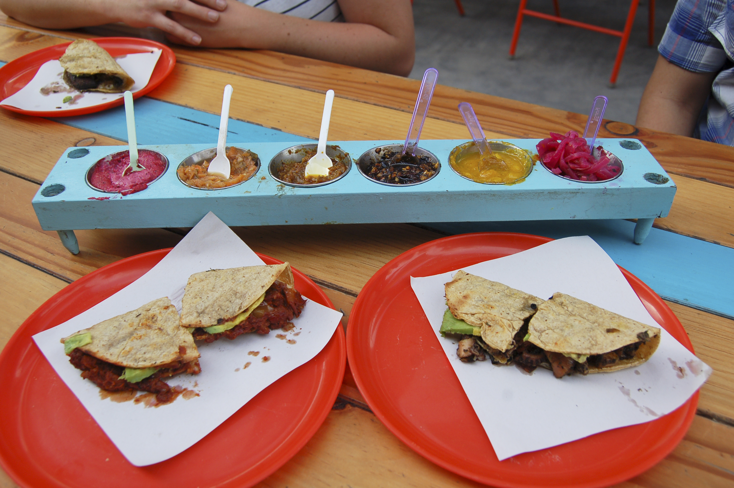 Tijuana cuisine from the street to baja med a gringo in for Cuisine garden