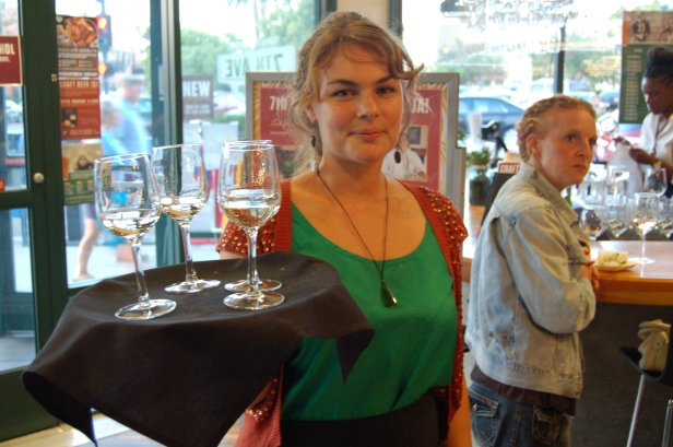 Monte Xanic Wines, 7th Avenue Pub, Whole Foods Market, Hillcrest, San Diego, California