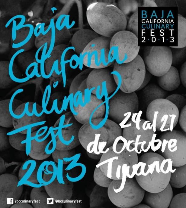 Baja California Culinary Fest 2013