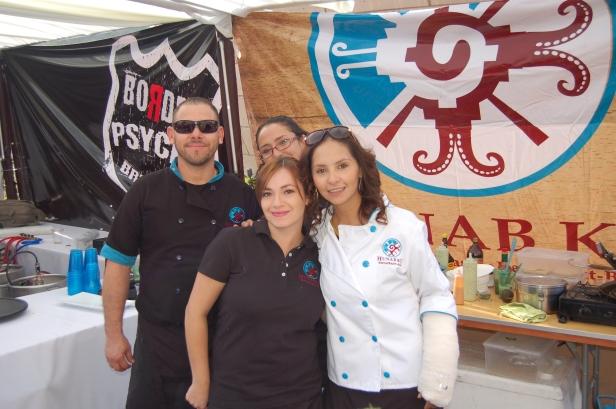 2013 Tijuana Culinary Fest, Tijuana, Baja California, Mexico
