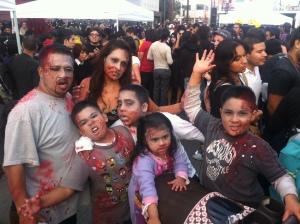 Zombie Fest 2013, Tijuana, Baja California, Mexico