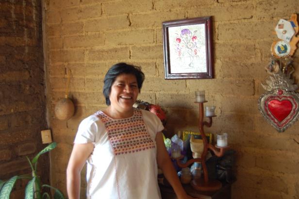 Privada Villa Alta, Oaxaca, Mexico