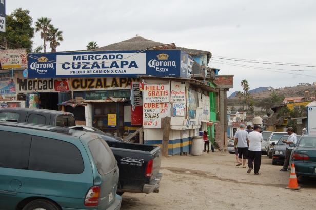 Popotla, Rosarito Beach, Baja California, Mexico