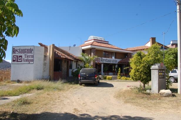 Restaurante and Galeria Tierra Antigua, Teotitlan del Valle, Oaxaca, Mexico
