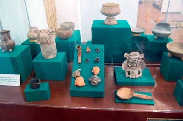 Zapotec Artifacts, Teotitlan del Valle, Oaxaca, Mexico