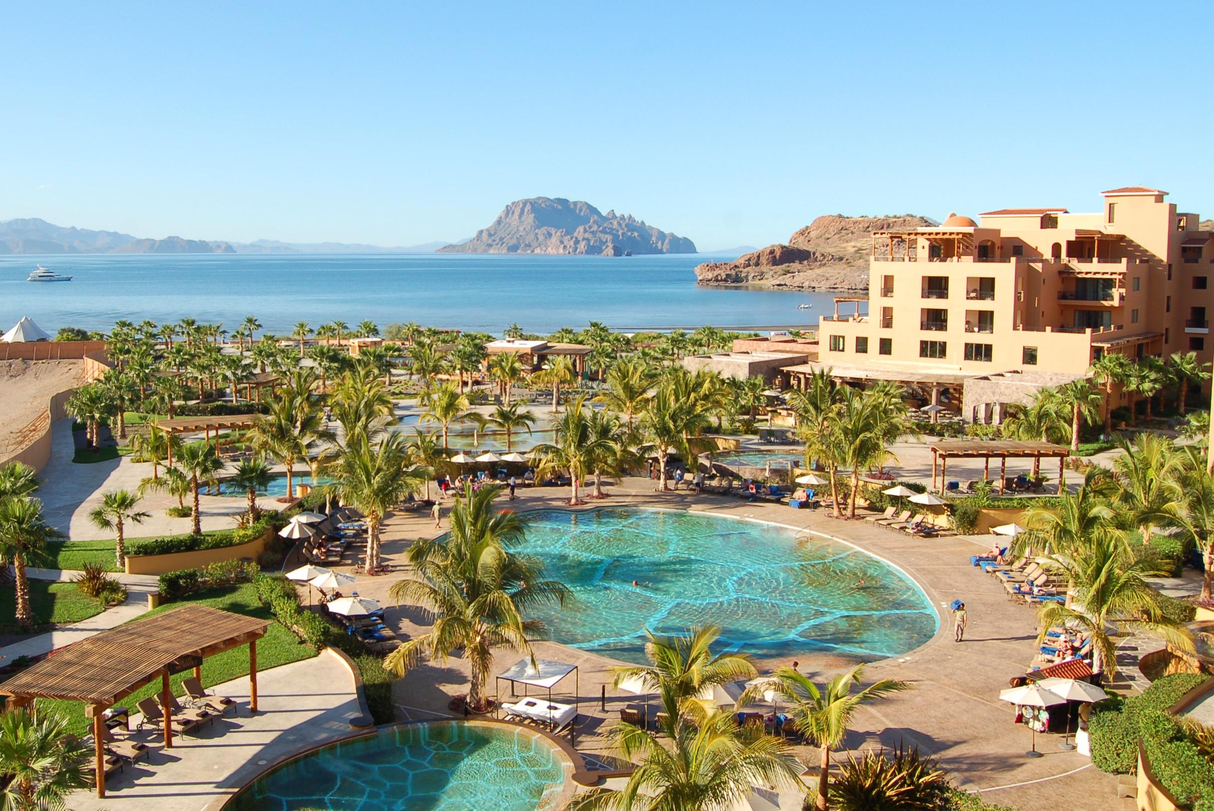 Villa Del Palmar At The Islands Of Loreto Luxury In A Rustic Paradise A Gringo In Mexico