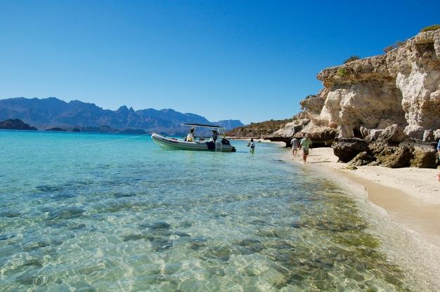 Isla Carmen, Loreto, Baja California Sur, Mexico