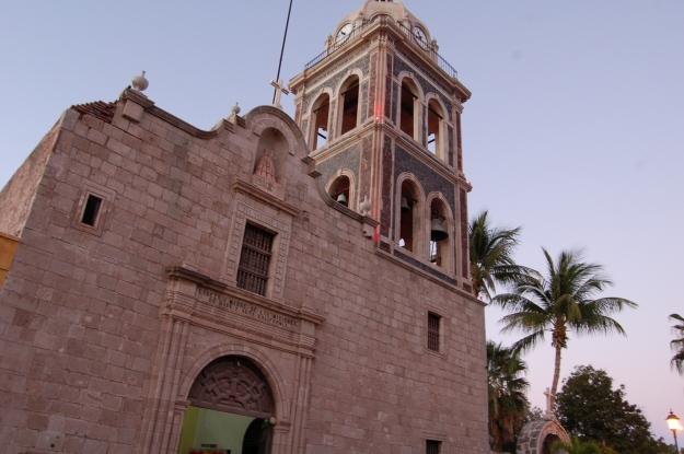 Misión de Nuestra Señora de Loreto Conchó, Loreto, Baja California Sur, Mexico
