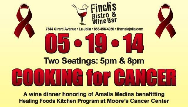 Cooking for Cancer, Mexican Cuisine, La Jolla, California