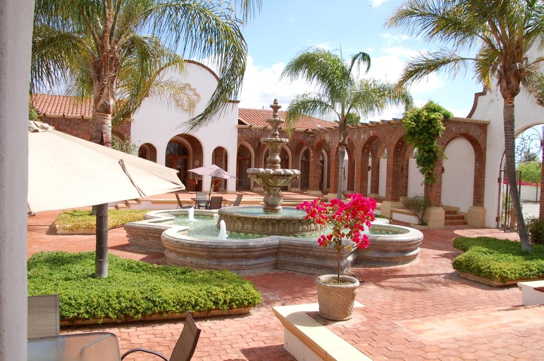 Adobe Guadalupe, Valle de Guadalupe, Baja California, Mexico