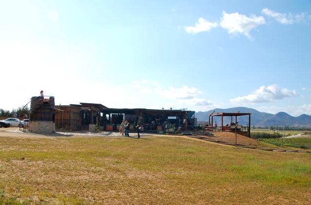 Finca Altozano, Valle de Guadalupe, Ensenada, Baja California, Mexico