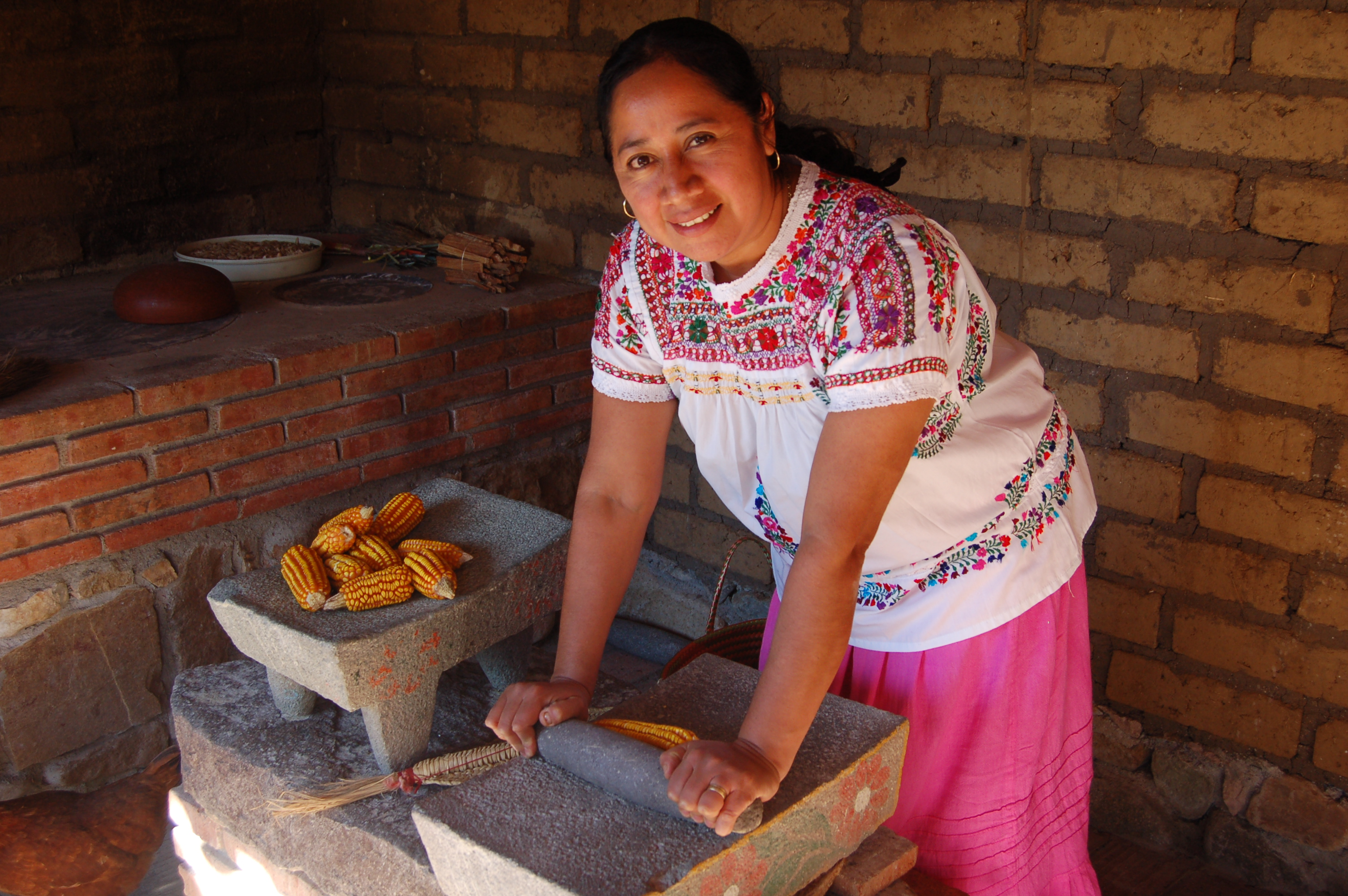 Weaving Rugs And Culinary Traditions In Teotitlan Del