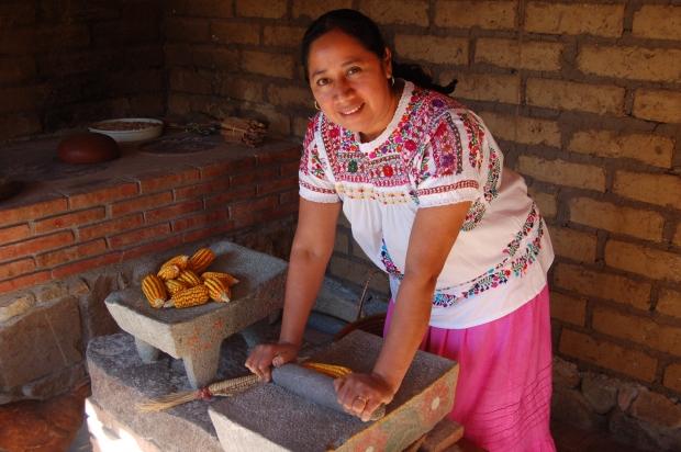 Tierra Antigua Gallery and Restaurant, Teotitlan del Valle, Oaxaca, Mexico