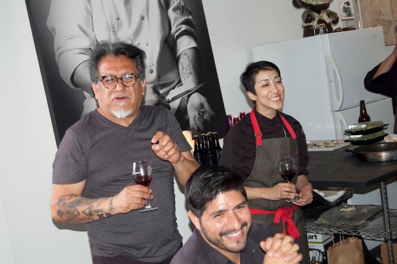 Josue Castro, Karla Navarro, The Kitchen, Tijuana, Baja California, Mexico