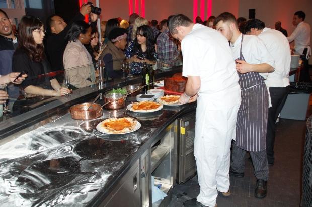 Chowzter Awards 2014, L'Anima Cafe, London, UK
