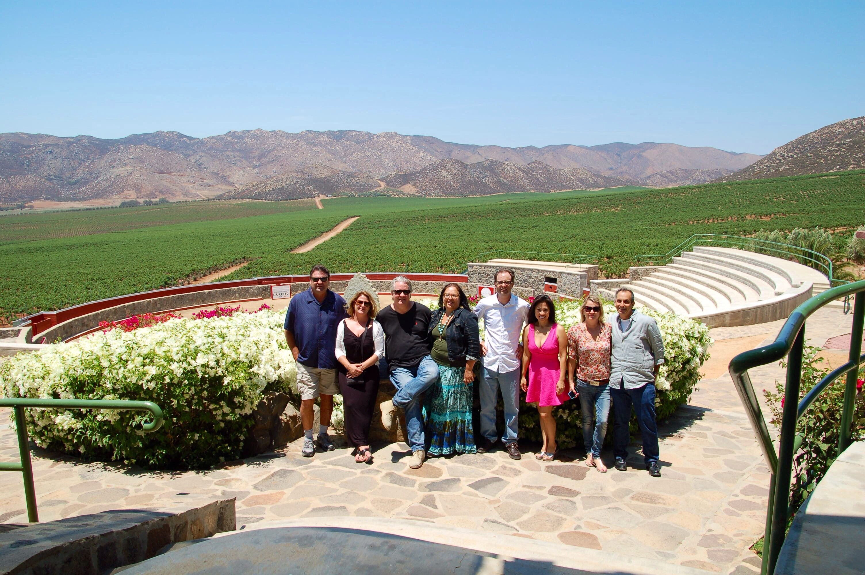 Trip Report Escape To Baja S Wine Country Tour 5 24 A