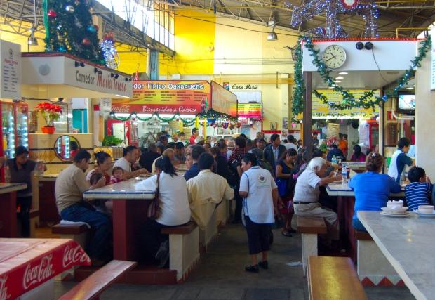 Mercado 20 de Noviembre, Oaxaca de Juarez, Oaxaca, Mexico