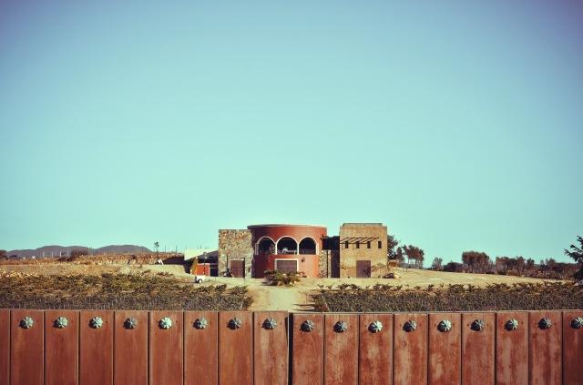 Hacienda la Lomita, Valle de Guadalupe, Baja California, Mexico