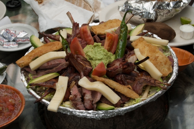 El Nido Restaurant, Rosarito Beach, Baja California, Mexico