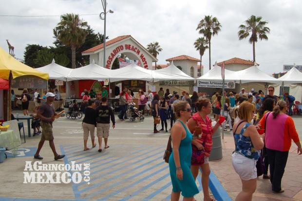 Rosarito Beach Art Festival, Rosarito Beach, Baja California, Mexico