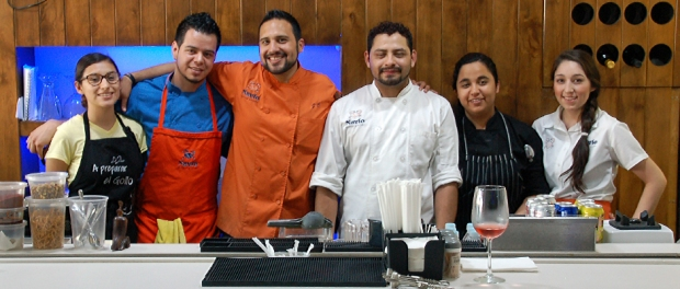 Navio Seafood & Drinks, Chef Julio Rodríguez, Tijuana, Baja California, Mexico