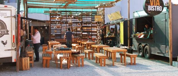 Bunker Food Crew, Zona Rio, Tijuana, Baja California, Mexico
