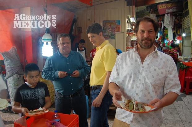Food in Mexico City, Street Food, Casual Dining, Mexico City, Distrito Federal, Mexico