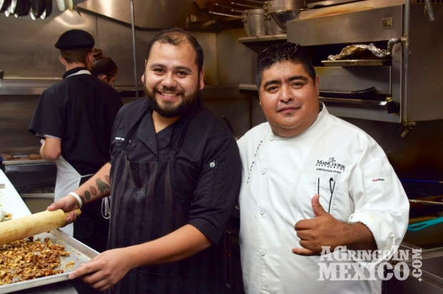 Chef Mario Medina, The Main Course Restaurant, Ramona, San Diego, California