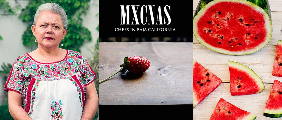 MXCNAS, Sergio Muñoz, Cintia Soto, Sabina Bandera, La Guerrerense, Baja California, Mexico