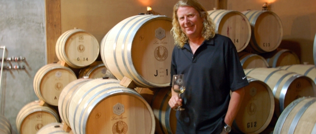 Ray Magnussen, Lechuza Winery, Valle de Guadalupe, Ensenada, Baja California, Mexico